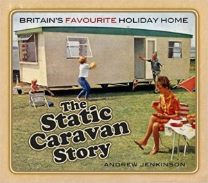 the static caravan story book cover